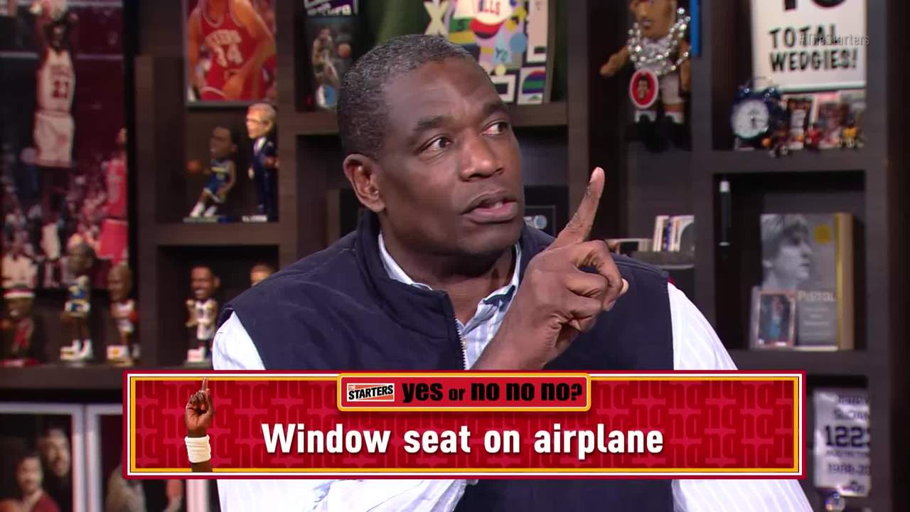 Dikembe Mutombo Plays Yes Or No No No Nbacom